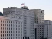Российское минобороны опубликовало видео испытания новой ракеты