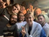 В Москве новая волна задержаний: общее количество задержанных 779 человек