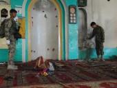 В Афганистане более 20 человек пострадали в результате взрыва в мечети