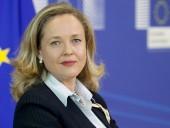 СМИ: одной из претенденток на пост главы МВФ стала руководительница испанского Минэкономики