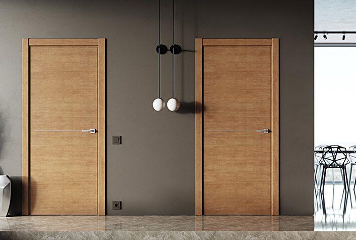 Где купить межкомнатные двери в СПб недорого