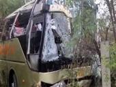 В Пакистане перевернулся автобус, погибли 13 человек