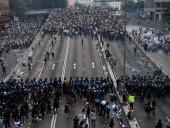 В Гонконге снова протесты
