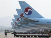 Korean Air прекратит полеты на часть территории Японии через санкционный конфликт с Токио