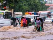 Муссонные дожди в Непале, которые уже унесли десятки жизней, будут продолжаться и в ближайшие дни