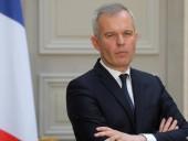 Французский министр уходит в отставку из-за скандала с лобстерами
