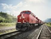 В Канаде после аварии поезда прошла эвакуация из-за химической угрозы