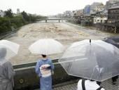 Более 700 тысяч японцев получили рекомендации об эвакуации из-за ливней