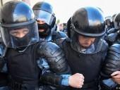 В сеть выложили видео задержания человека с инвалидностью силовиками в Москве