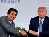 Трамп анонсировал подписание торгового соглашения с Японией в сентябре