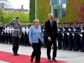 Лидеры Германии и Литвы обсудили