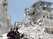 Из-за авиаударов в Сирии погибли более 20 мирных жителей