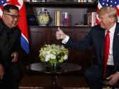 Трамп рассказал о новом письме от Кима из Северной Кореи