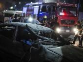 В результате ДТП и взрыва в Каире погибли 17 человек