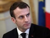 Макрон в обращении к нации по поводу старта саммита G7 вспомнил