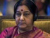 Умерла экс-глава МИД Индии Сушма Сварадж