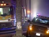 В Калифорнии поезд сошел с рельсов, более 20 пострадавших