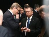 МИД Беларуси отказалось комментировать возможность визита Болтона в страну