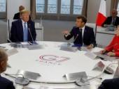 Лидеры G7 заявили о преждевременности возвращения России