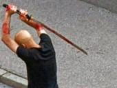 В Штутгарте беженец-рецидивист зарубил мечом мужчину