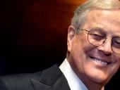 В США умер миллиардер Дэвид Кох