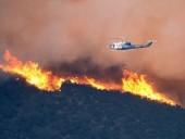 На Канарах из-за лесного пожара эвакуировали около 2 тыс. человек