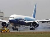 Boeing, летевший из США в Китай, вернулся в аэропорт из-за потери детали