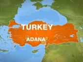 Взрыв произошел в полицейском автобусе на юге Турции