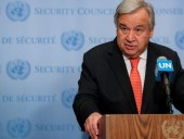 Генсек ООН осудил атаки на нефтеперерабатывающие предприятия в Саудовской Аравии