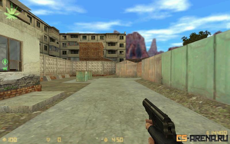 Популярные пистолеты в Контр-Страйк