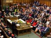 Парламент Великобритании будет повторно голосовать касательно проведения досрочных выборов в октябре