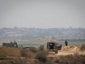 Израиль нанес удар по объектам ХАМАС в секторе Газа
