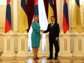Президент Словакии после визита в Киев: об Украине существует много мифов
