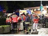 В Дюссельдорфе в результате пожара в больнице пострадали более 70 человек, есть погибший