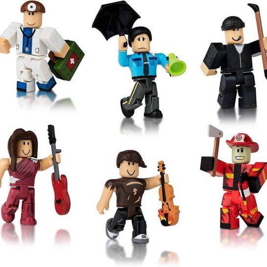 Игрушки Роблокс для вашего ребенка