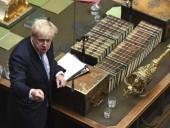 Британские депутаты во второй раз отвергли предложение Джонсона провести досрочные выборы