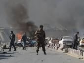 Талибы взорвали автомобиль на юге Афганистана, погибли 20 человек