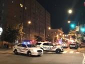При стрельбе в Вашингтоне погиб человек, еще 5 ранены