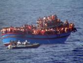 Ливийские военные спасли на море полтысячи незаконных мигрантов
