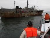 В СК РФ сообщили детали нападения экипажа шхуны с КНДР в водах России