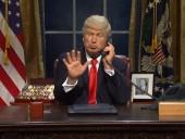 В американском комедийном шоу высмеяли историю с импичментом Трампа из-за Украины