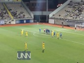 Молодежная сборная Украины в Запорожье проиграла сборной Финляндии