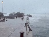 У Багамских островов сформировался новый шторм