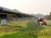 Прокачка нефти по