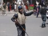 На предвыборном выступлении президента Афганистана прогремел взрыв: не менее 24 погибших