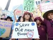 Во всем мире начался Международный марш за климат