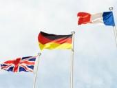 Великобритания, Франция и Германия обвинили Иран в атаке на Saudi Aramco