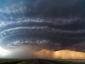 В Техасе из-за тропического шторма