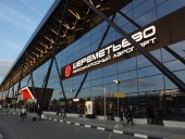 В аэропорту Шереметьево столкнулись самолеты