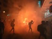 Протесты в Гонконге: полиция открыла стрельбу